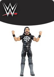 WWE Basic Series 77 Seth Rollins Action Figure