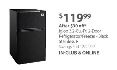 Igloo Refrigerator