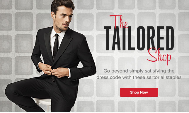 The Tailored Shop