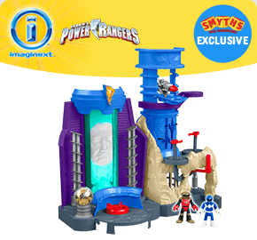 Imaginext Power Rangers Command Centre