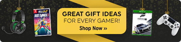 Great Gaming Gift Ideas for every gamer!