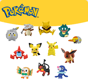 Pokemon XL Multipack 12 Figures