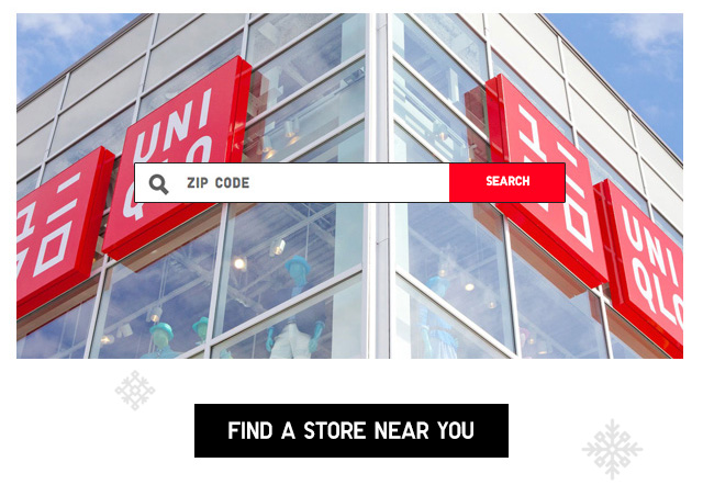 FIND A STORE NEAR YOU ENTER YOUR ZIP CODE
