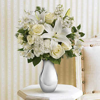 Telefloras Sapphires Skies Bouquet