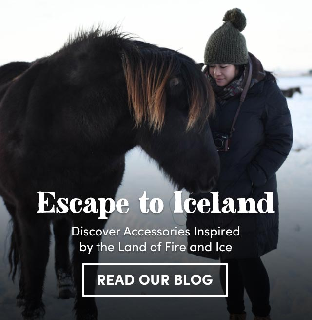 Escape To Iceland - Read The Blog