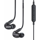 Shure SE215-BT1 Wireless Sound Isolating Earphones with Bluetooth Cable
