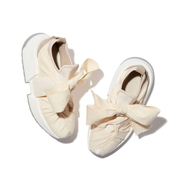 MM6 Ribbon Sneaker, $390