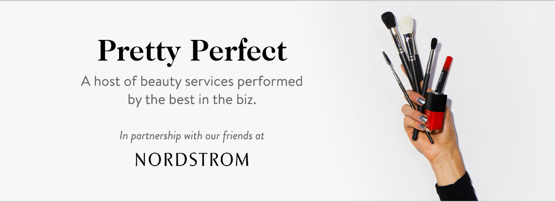 Nordstrom: Pretty Perfect