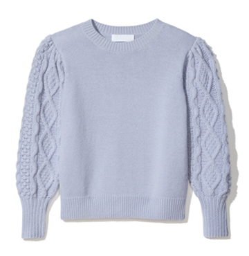 Co Puff Sleeve Sweater $775