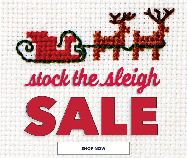 Stock The Sleigh Sale. Save Up To 70% Now through Dec 24. SHOP NOW.