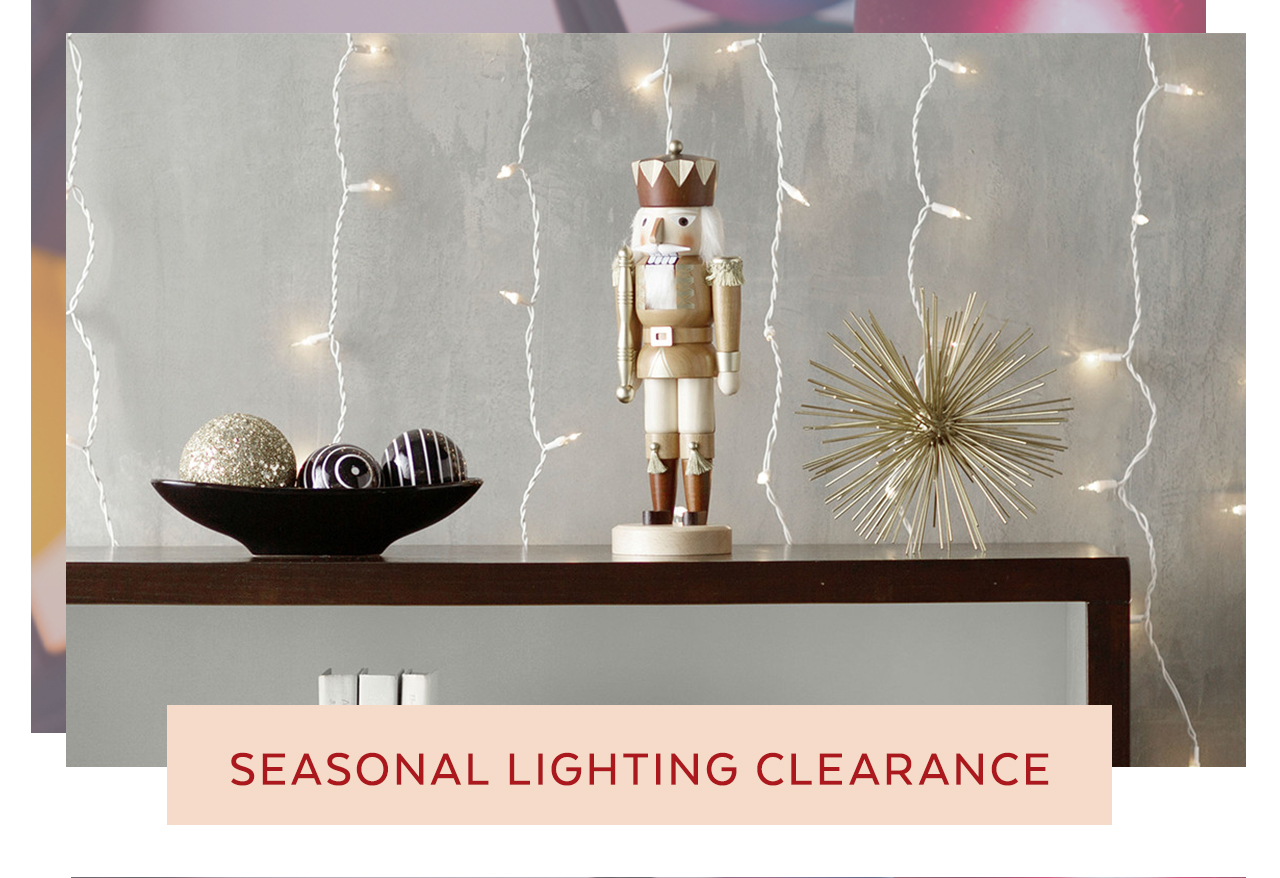 Seasonal Lighting
