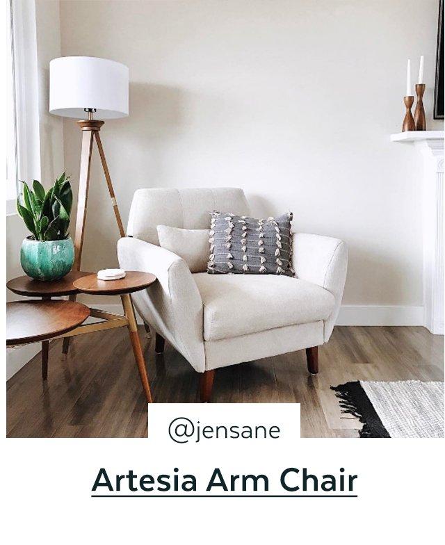 Artesia Armchair
