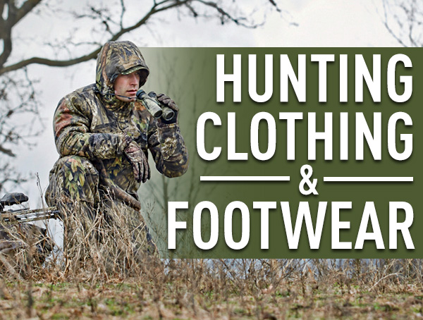 Hunting Clothing & Footwear