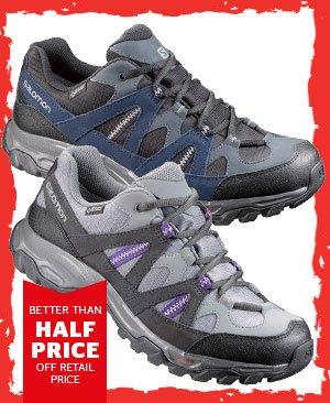 Salomon Men's & Women's Tsingy GTX Walking Shoe