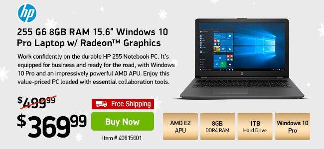 HPI 8GB DDR4 Dual-Core <span style='color:#cc0000;'>Pro</span> Laptop|40815601|Shop Now