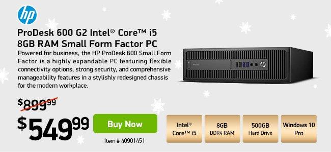 HPI 8GB DDR4 Core i5 <span style='color:#cc0000;'>Pro</span> Desktop|40901451|Shop Now