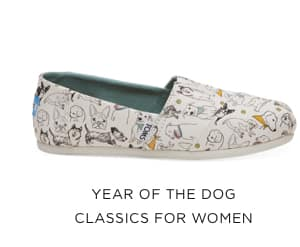 Year of the Dog Classics for Women