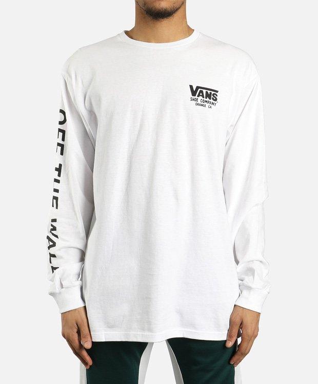 VANS 1-800 VANS LONG-SLEEVE SHIRT