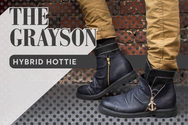 Hybrid hottie | The Grayson