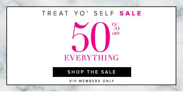 SHOP 50 OFF EVERYTHING