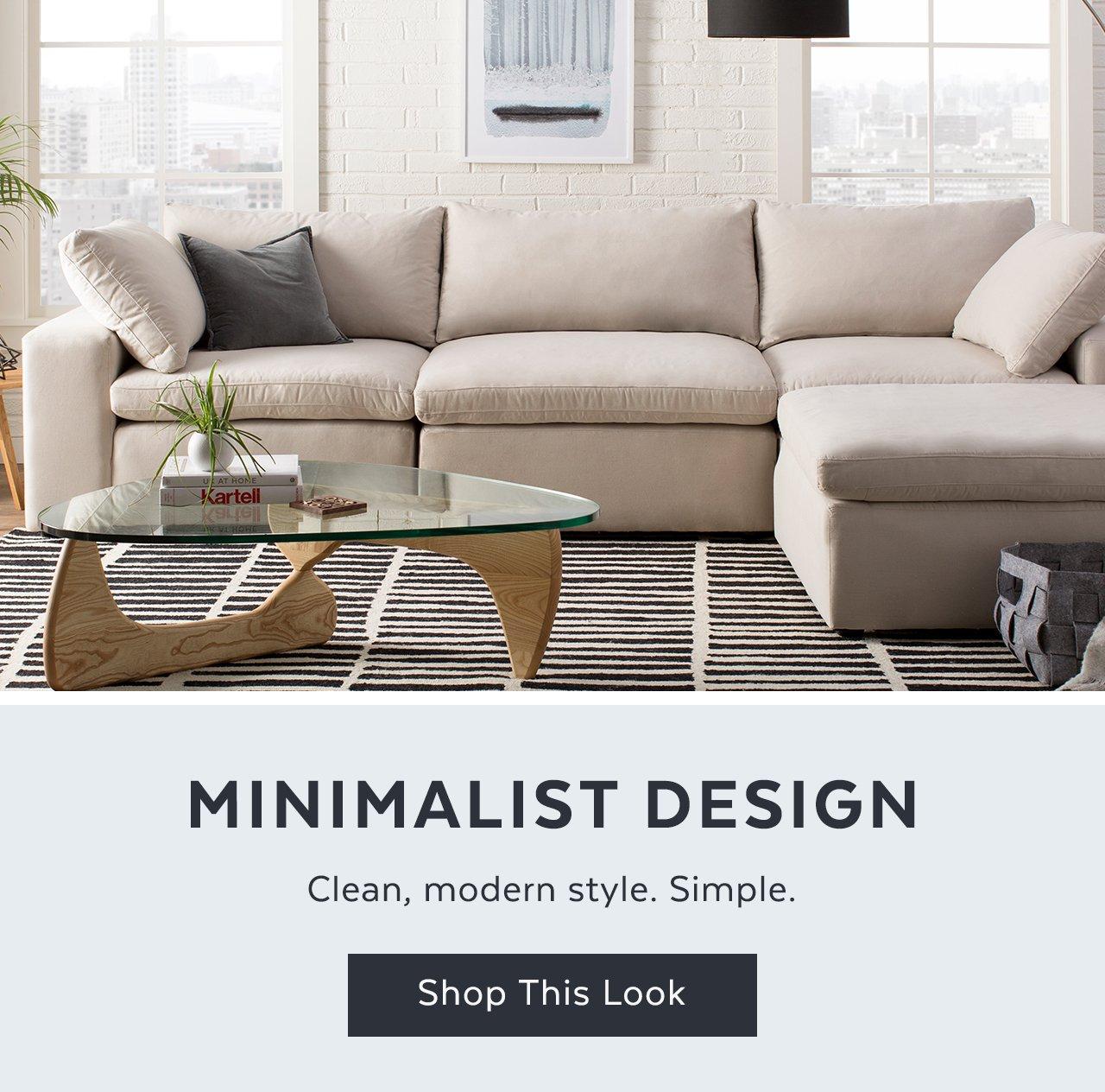 Minimalist Design