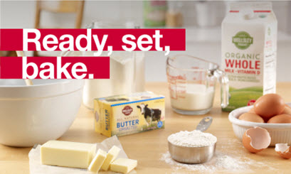 Ready, Set, Bake
