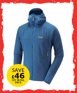 Rab Mens Alpha Flux