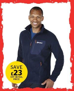 Berghaus Men's Deception Fleece Jacket