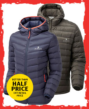 Hi Gear Mens and Womens Packlite Alpinist Jacket