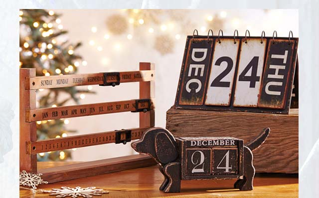 Save 50% ALL Perpetual Calendars
