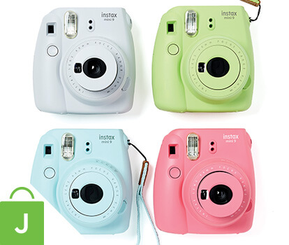 Fujifilm Instax Mini 8 Camera.
