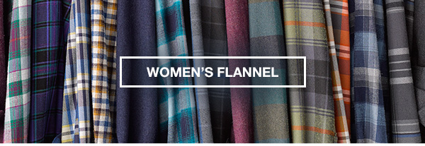 FLANNEL SHIRTS FROM $30 | SHOP WOMEN'S FLANNEL SHIRTS