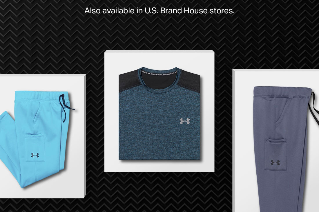 Also available in U.S. Brand House stores