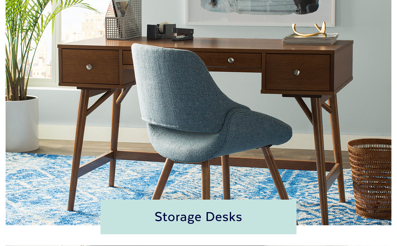 Storage Desks