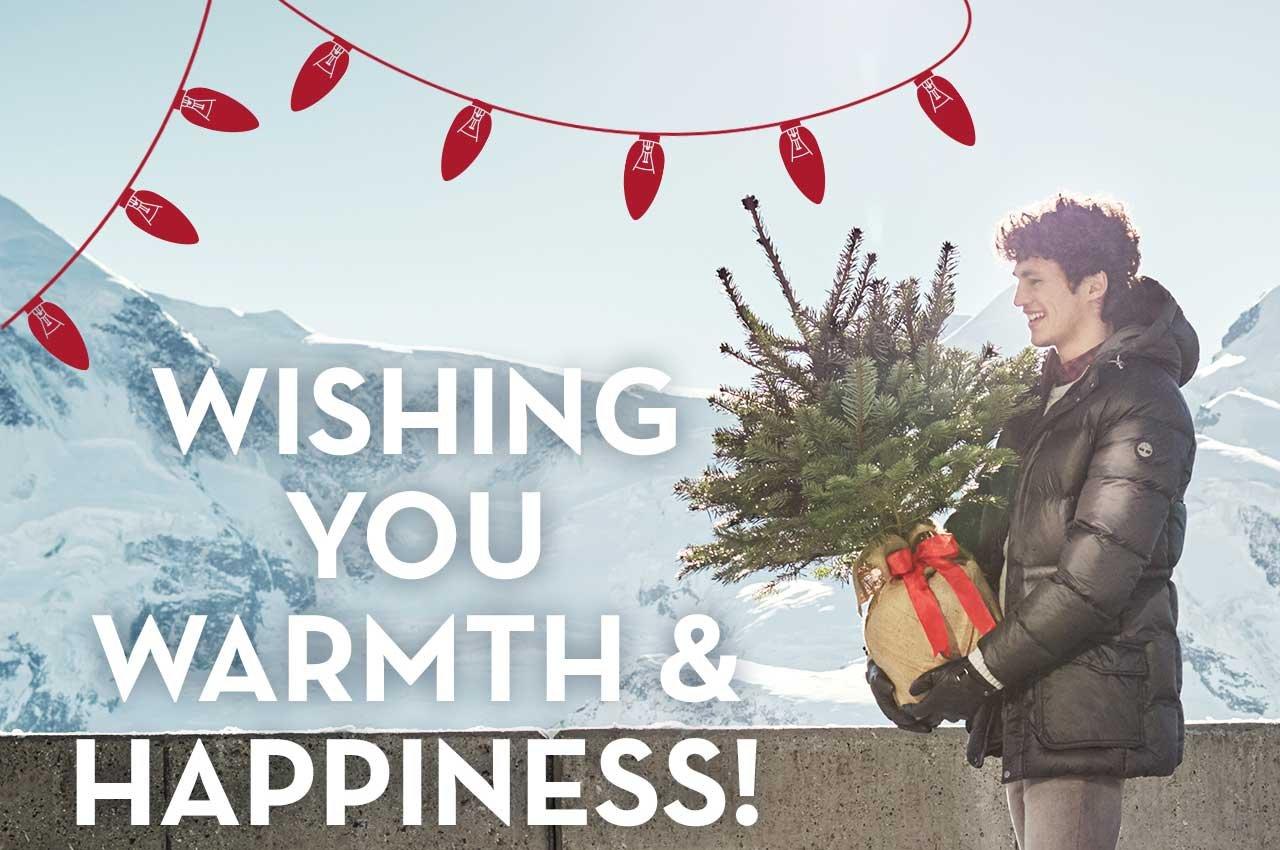 Wishing You Warmth & Happiness!