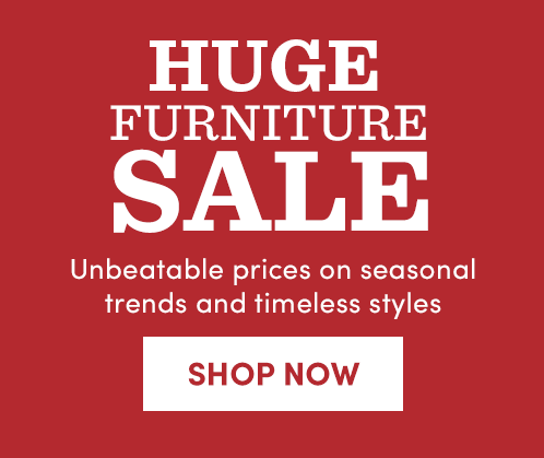 Huge Furniture Sale