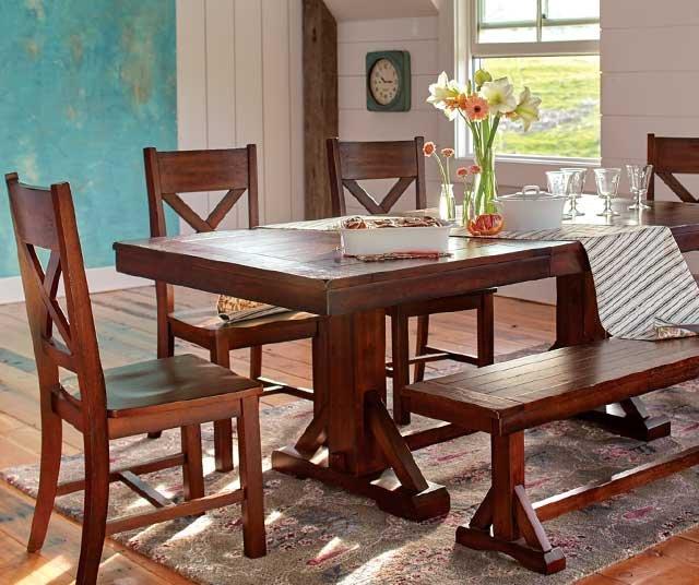 SALE Starting At $55.99 - Verona Mahogany Dining Collection