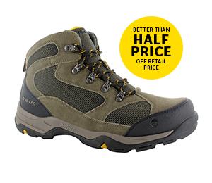 Hi-Tec Men's Storm WP Walking Boots