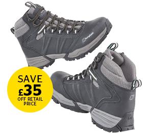 Berghaus Expeditor AQ Ridge Men's & Women's Walking Boots