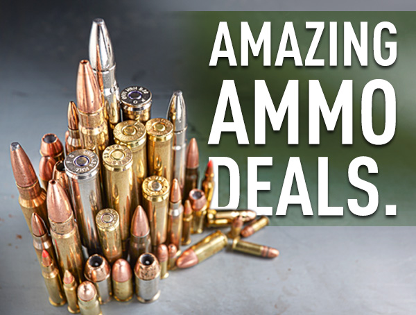 Amazing Ammo Deals