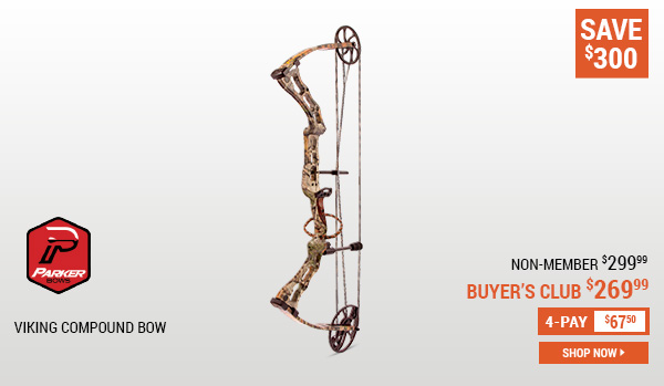 Parker Viking Compound Bow