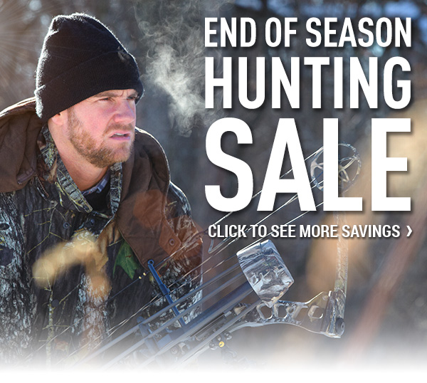 Hunting Sale!