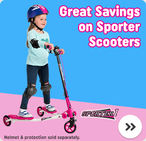 Sporter Scooters