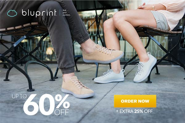 Up to 60% OFF Bluprint Shoes + Extra 25%