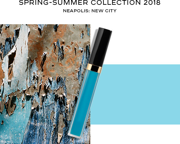 BRILLIANT NEW DEPTH. ROUGE COCO GLOSS in new Aphrodite imparts a subtle, sheer blue to add a cool undertone to lip colour while smoothing and plumping lips.