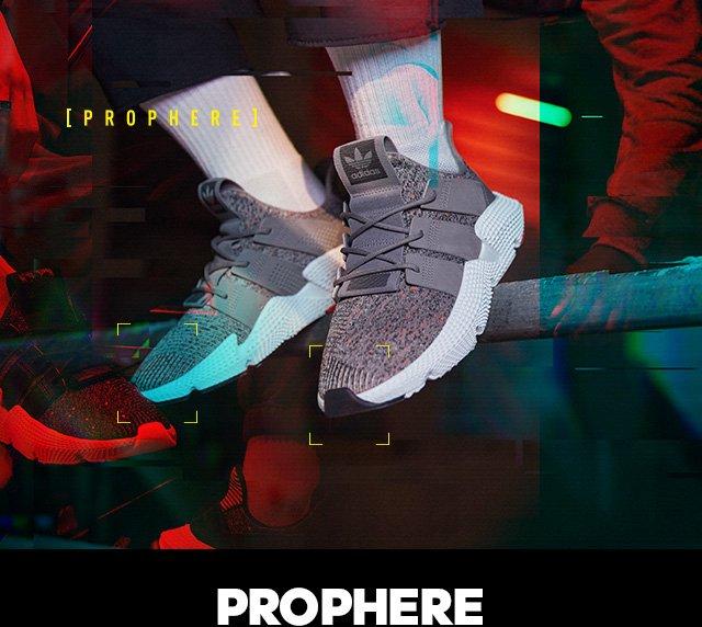 Adidas: prophere: provocatorio e intransigente macinati
