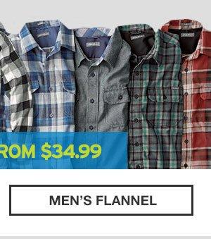 FLANNEL | SHOP MEN'S FLANNEL