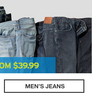 JEANS | SHOP MEN'S JEANS