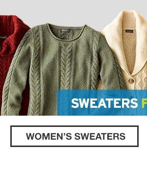 SWEATERS | SHOP WOMEN'S SWEATERS