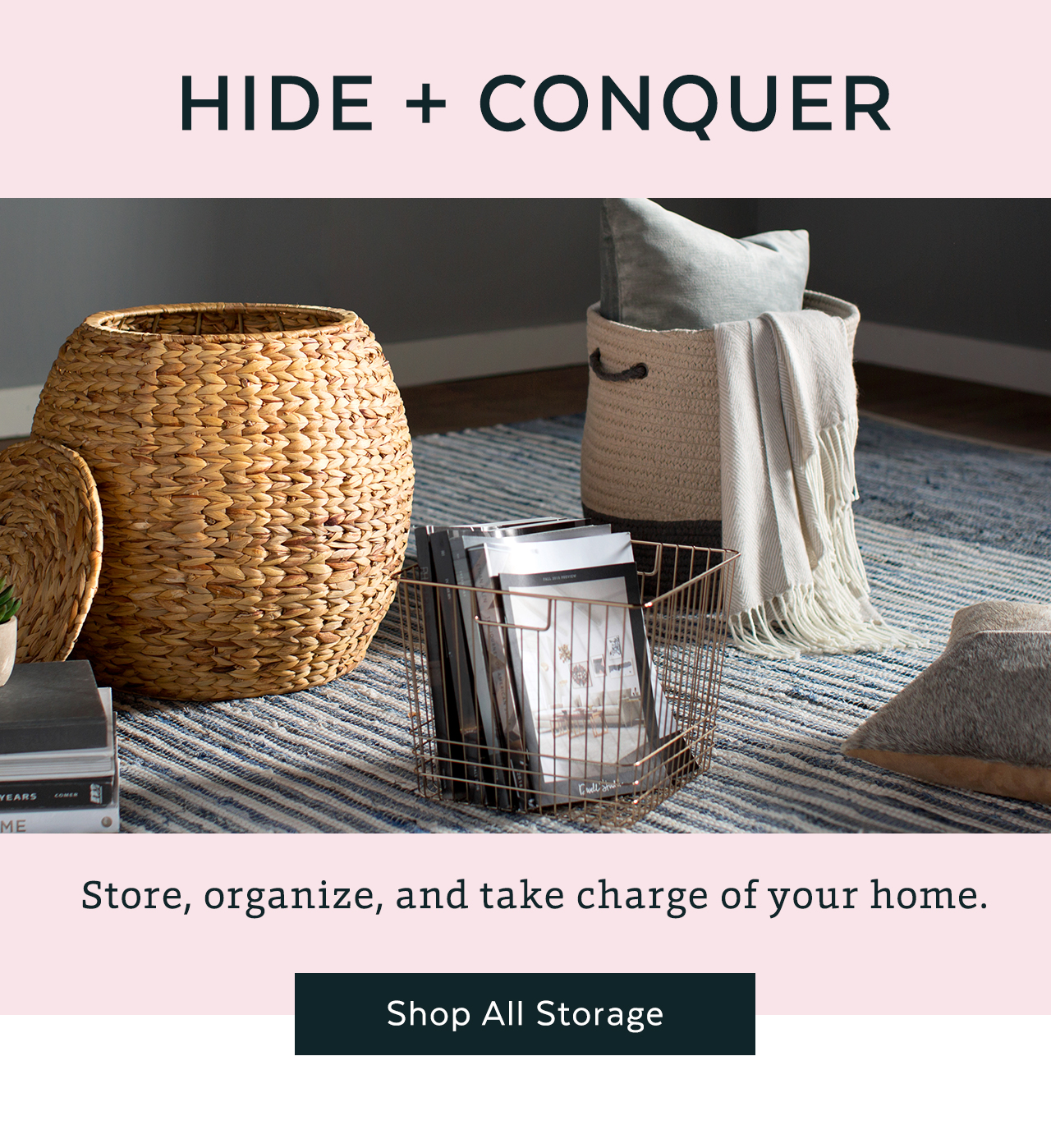 Hide and Conquer